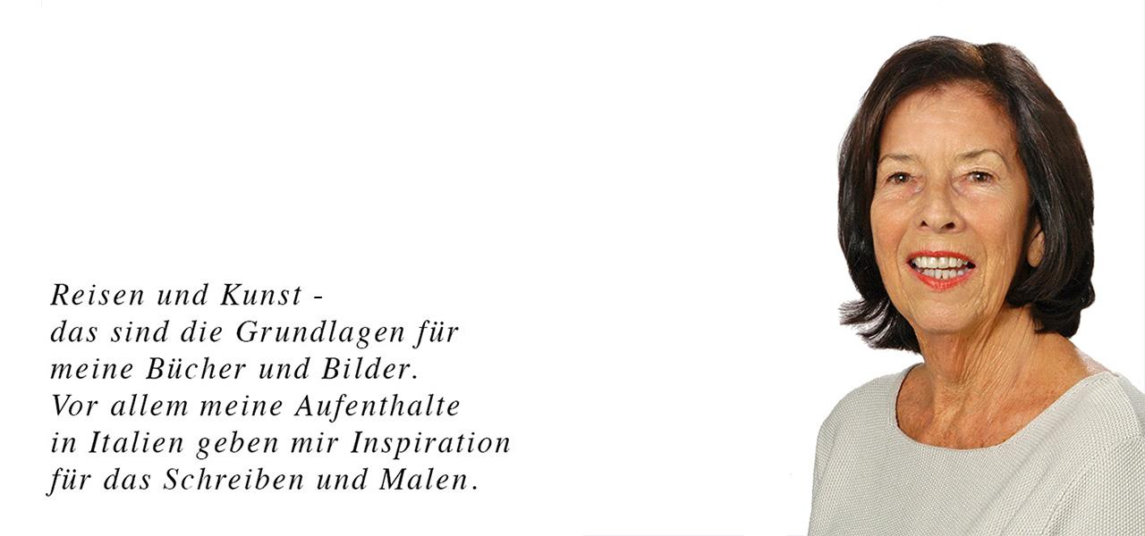 Ulrike Rauh - Schriftstellerin und Malerin